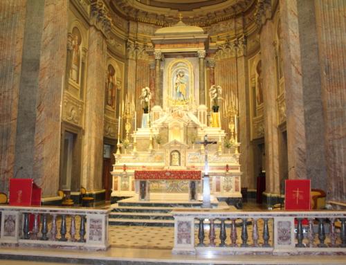 Domenica Delle Palme – Celebrazione Eucaristica –