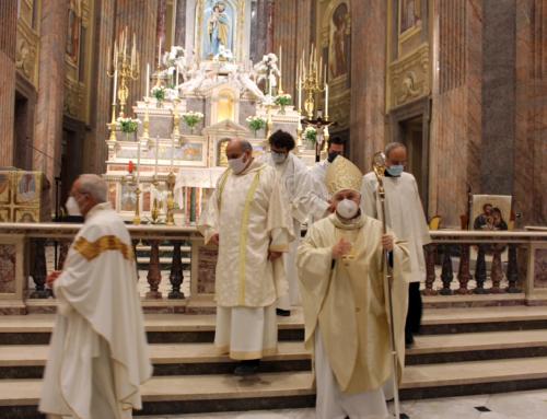 Apertura Anno di San Giuseppe