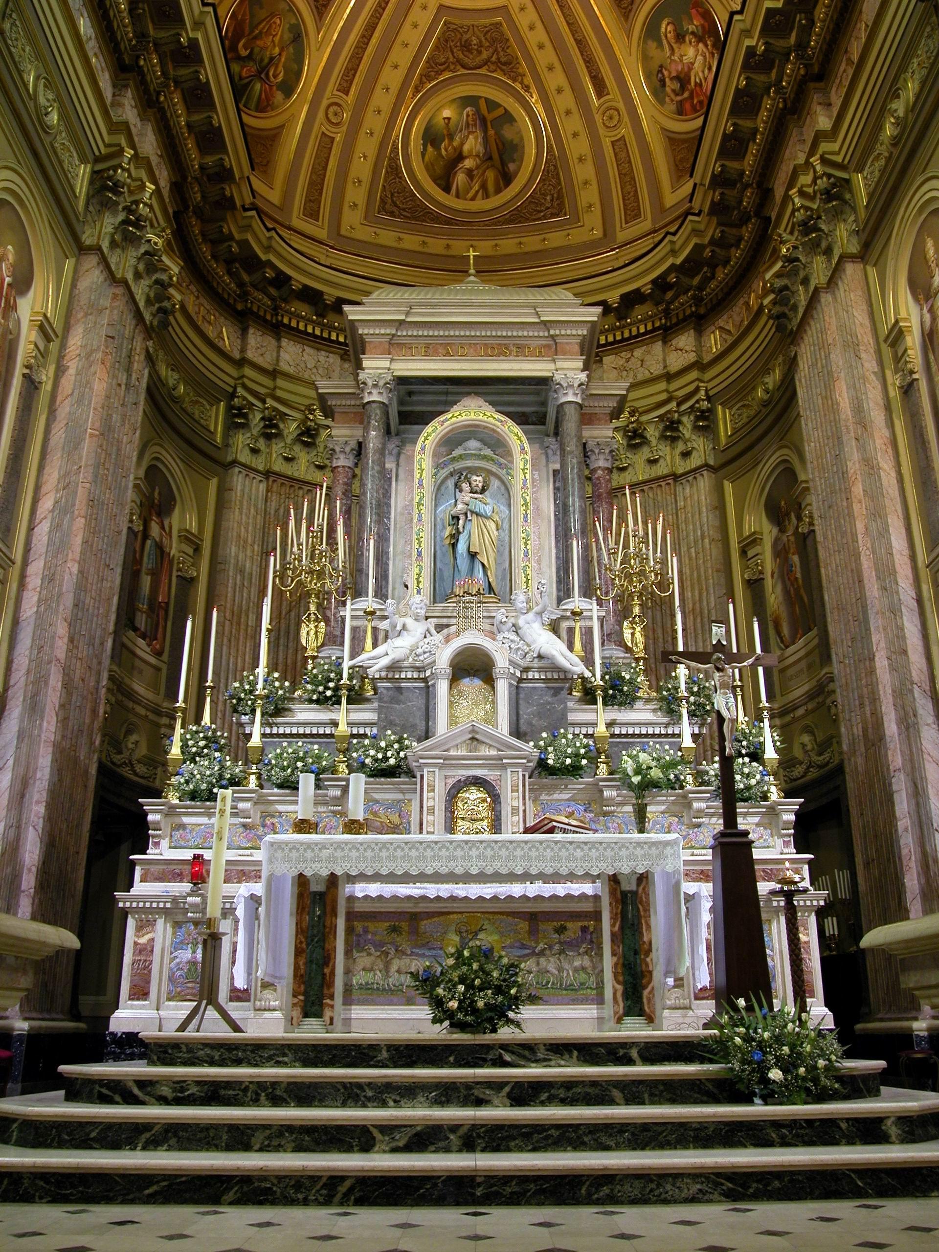 il santuario santuario san giuseppe